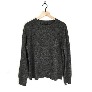 J Crew Speckled Knit Sweater